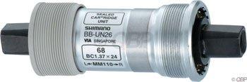 Shimano BB-UN26 cartridge BB, JIS - 68x123mm