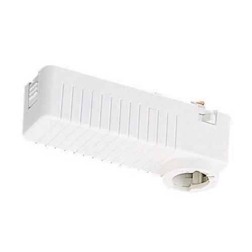 Juno Lighting T538WH Trac-Master 12V Electronic Transformer, White
