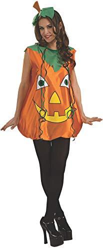 Pre Teenage Halloween Costumes (Rubie's Pumpkin Pie Costume, Orange,)
