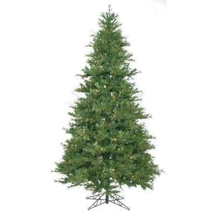 Vickerman Slim Mixed Country Pine with 1956 Tips, 9-Feet by 61-Inch