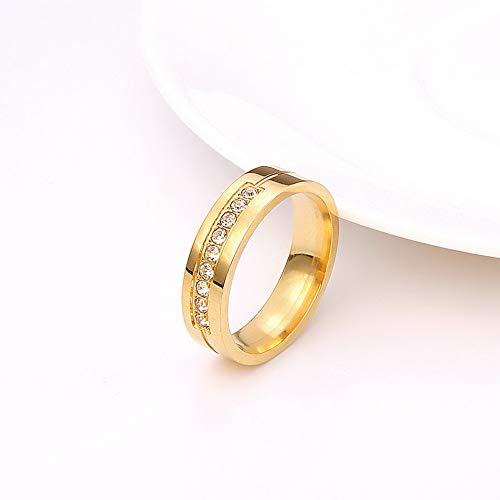 Rhame Stainless Steel Women Men Love Heart Couple Band Ring Engagement Wedding Promise | Model RNG - 9311 | 5 ()
