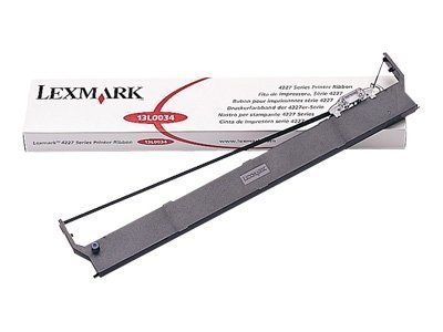 Lexmark - Print ribbon - 1 x black - 15 million characters - for Forms Printer 4227, 4227 plus -