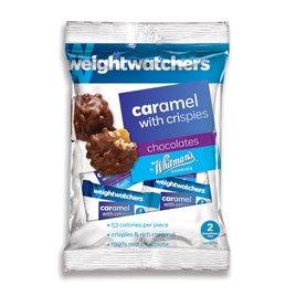 Weight Watchers Crispy Butter Cream Caramels 3.25 oz. Bag