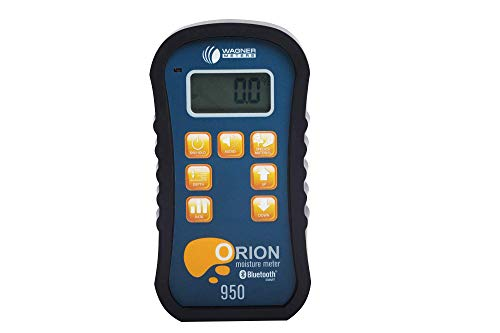 Wagner Meters Orion 950 Smart Pinless Wood Moisture Meter with Temperature RH Kit - Standard Calibrator