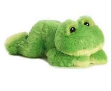[All Seven @ New Arrival Flower Frog Plush Stuffed Animal Toy 8