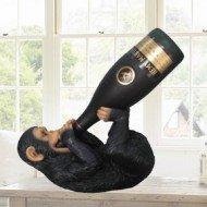 Chimpanzee Wine Holder