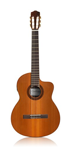 Cordoba C5-CET Thinbody Acoustic Electric Nylon String Classical Guitar