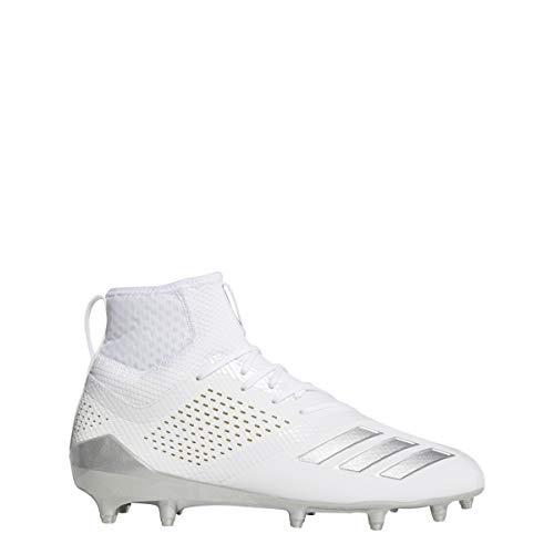 adidas Adizero 5Star 7.0 Mid Cleat Men's Lacrosse White – DiZiSports Store