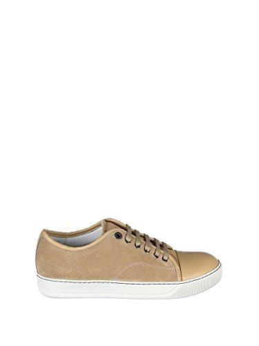 Lanvin Sneakers Uomo FMSKDBB1ANAPP15011 Pelle Beige