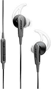 Bose Écouteurs SoundSport pour Appareils Android & Samsung – Noir Charbon