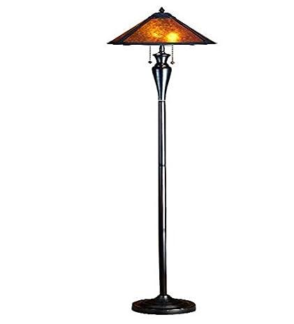Meyda Tiffany 22701 Van Erp Floor Lamp, 65\