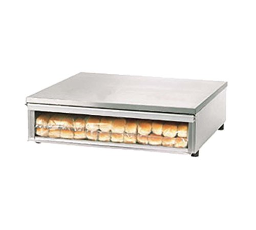 Star Mfg. Bun Box w/ Clear Dr f/ 30C - SC / 45C - SC Grills