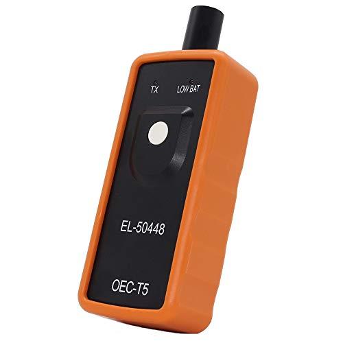 Autokcan TPMS Relearn Tool,OEC T5 Super EL-50448 for GM Tire Pressure Monitor Sensor TPMS Reset Tool (Tpms Sensor Tool)