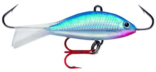 Rapala Jigging Shad Rap 03 Fishing lure, 1.5-Inch, Blue