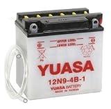12N9-4B-1 YUASA Conventional Baterry
