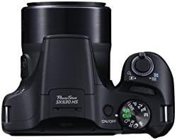 Canon PowerShot SX530 Digital Camera w/ 50X Optical Zoom – Wi-Fi & NFC Enabled (Black) 31zbxv49Z9L