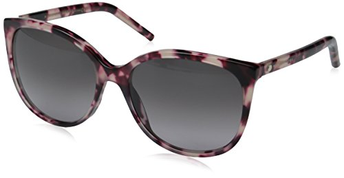 Marc Jacobs Women's Marc79s Square Sunglasses, Pink Havana/Gray Gradient, 56 - Jacobs Frames Marc Havana