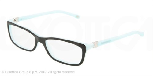 Tiffany Eyeglasses TIF 2036 Eyeglasses 8055 Blue - Womens Eyeglass Frames Tiffany