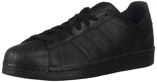 adidas Originals Men's Superstar ll Sneaker,Black/Black/Black,10 M US