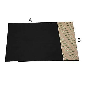 5x Heated Bed Printing Sheet Build Plate Tape Platform 3D Printer 200x200mm