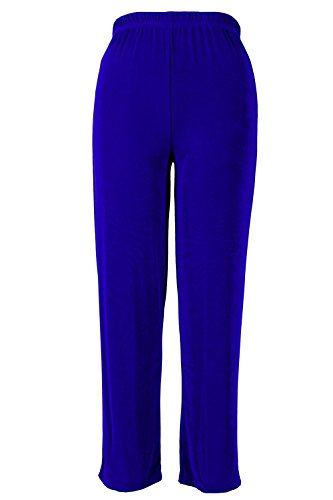 Jostar Women's Acetate Big Pants Medium Royal