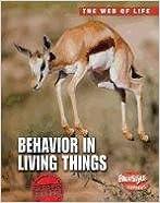 :UPD: Behavior In Living Things (The Web Of Life). parents deals estudio leading ingresar