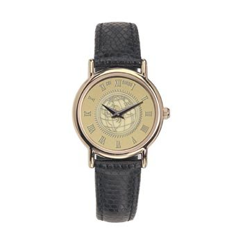 seton-hall-university-ladies-18k-gold-7m-watch-black