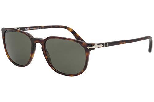 Persol PO3019S Sunglasses-24/31 Havana (Crystal ()