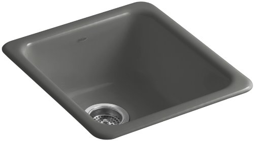 (KOHLER K-6584-58 Iron/Tones Self-Rimming (17