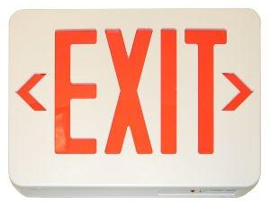 Tcp Led Exit Light - 6