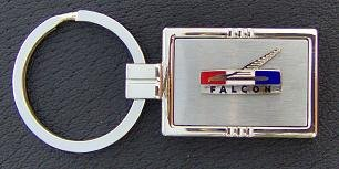 Ford Falcon Keychain with Free Engraving Ford Falcon