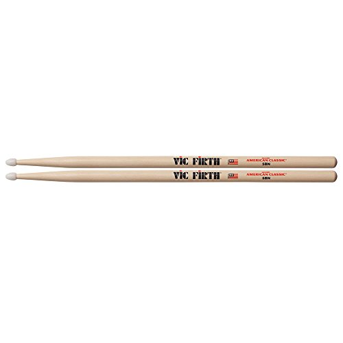 Vic Firth American Classic 5B Nylon Drumsticks (5BN) from Vic Firth