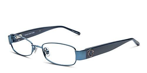 JONES NEW YORK Eyeglasses J125 Teal 49MM ()