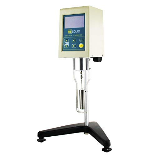 U.S.SOLID Rotary Viscometer Viscosity Meter LCD Display 1-100,000 mPa·s US Shipping by U.S. Solid