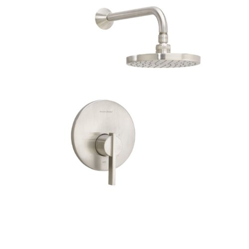 American Standard T430501.295 Berwick PB Shower Trim, Satin Nickel by American Standard