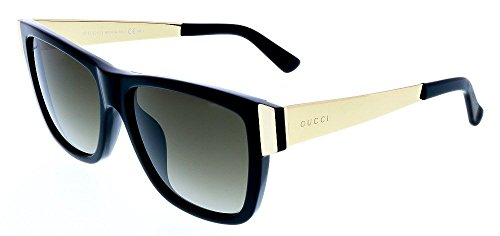 gucci-sunglasses-3718-frame-black-gold-lens-brown-gradient