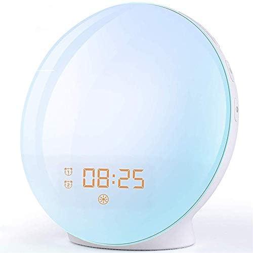 Wake Up Light Despertador Luz – 2020 LED