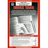 NFPA 70® Tabs: National Electrical Code® (NEC®) or Handbook Tabs, 2014 Edition