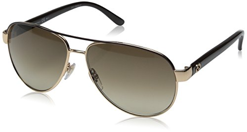 Gucci Sunglasses - 4239 / Frame: Brown Lens: Brown - Gucci 135 Sunglasses