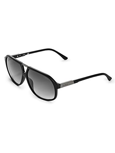 GUESS Unisex GF5029 Black/Smoke Gradient Lens One Size