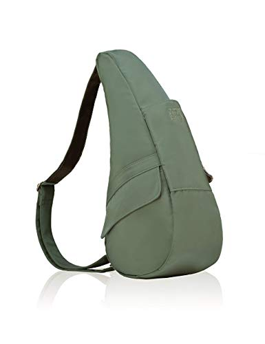 AmeriBag, Inc. Classic Microfiber - Small Backpack Sea Moss ()