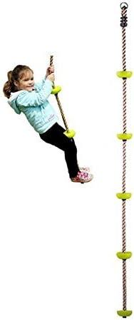 COMINGFIT® Cuerda de Escalada para niños, Juegos de Patio ...