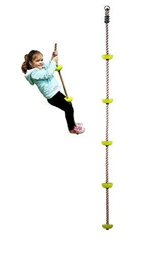 COMINGFIT® Corde d'escalade pour enfants-Outdoor et Indoor Playground Set Accessoires pour les enfants