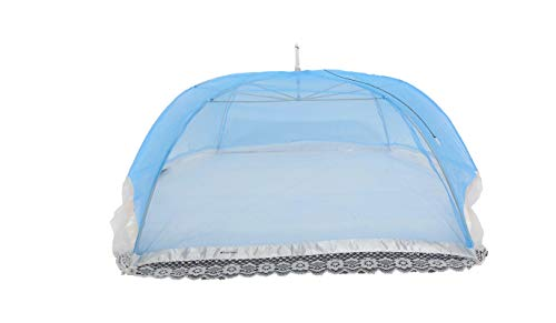 BabyShower Mosquito Net for Baby, Blue_MSQTUB115