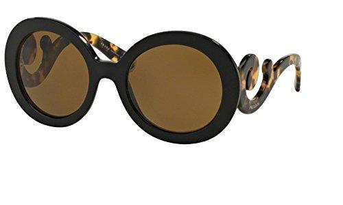 polarized brown prada pr27ns 太阳镜太阳眼镜