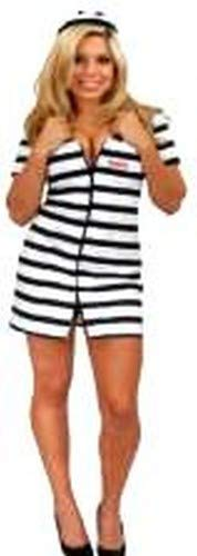 Bad Girl Paris Adult Costume - Large