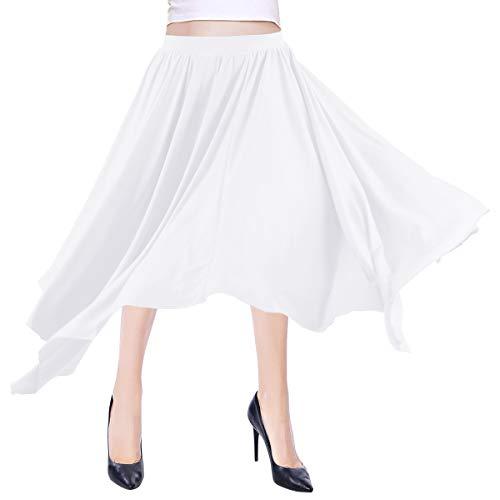 Buy dance wear handkerchief skirt