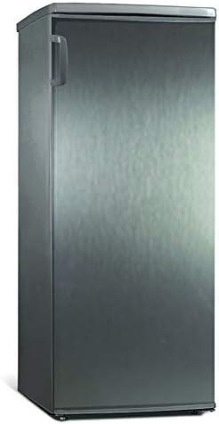 CONGELADOR VERTICAL INFINITON CV-128X INOX (140 L, 125 cm, A++ ...