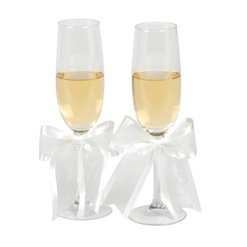 Beverly Clark Collection Infinity Collection Toasting Glasses, -