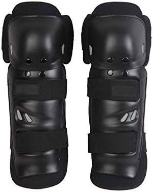 Ellenbogen Protektor Motocross Racing Knee Guard Schienbeinschoner schutzausr/üstungen f/ür Erwachsene BRASKO Motorrad Knie-